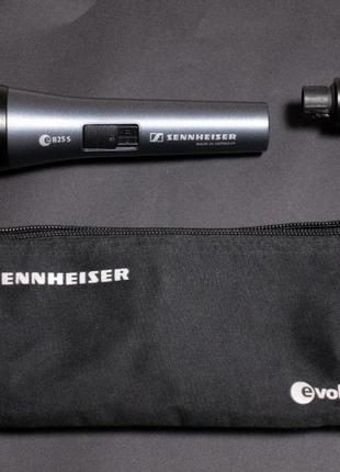 Sennheiser ew 100 G3 большой микрофон и передатчик