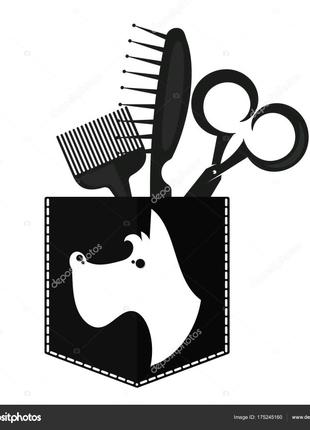 Стрижка собак і кішок