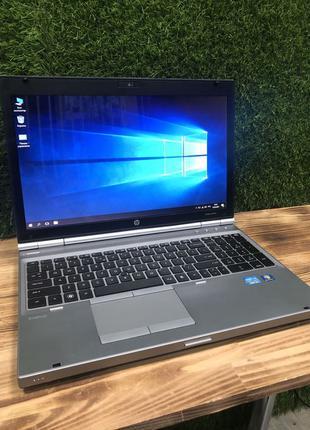 Ноутбук HP Elitebook 8570p Core i7-3520m/8gb/ssd120gb/