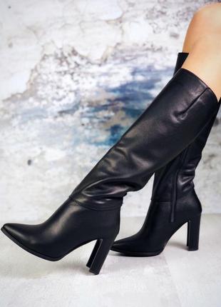 ❤невероятные женские стильные сапоги / сапожки ❤