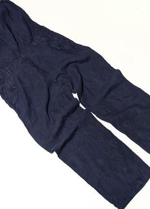 Closed garment dyed комбинезон лен льна итальянского люкс бренда