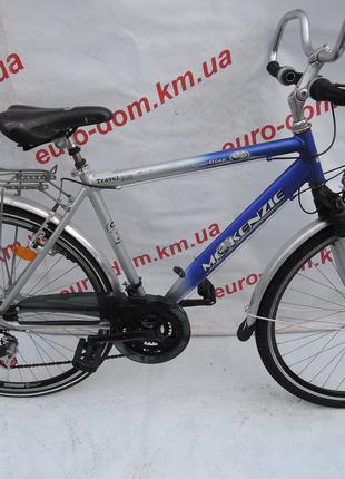 Городской велосипед Mc Kenziee 28 колеса 21 скорость