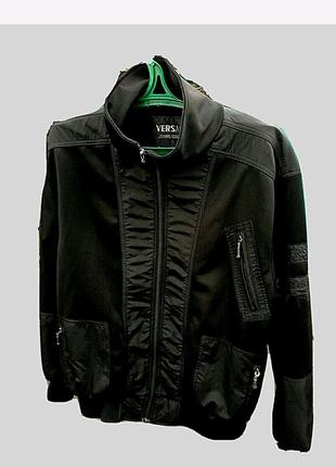 Versace куртка весна Оригинал размер XL
