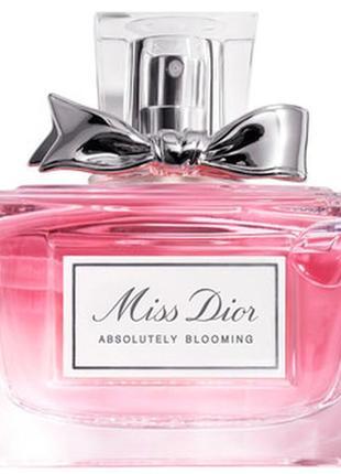 Miss Dior Absolutely Blooming 100ml Мисс Диор Абсолютли Блуминг