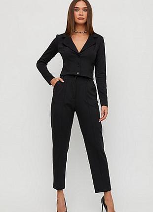 Костюм брюки и пиджак классика