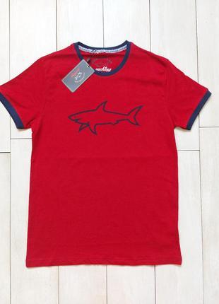 Футболка мужская paul&shark