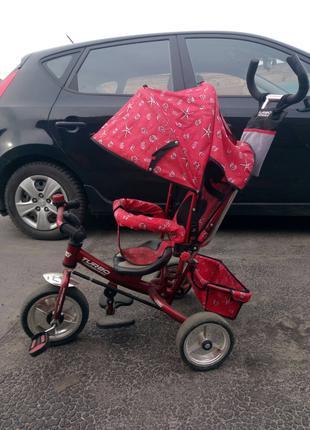 Продам детский велосипед Azimut Trike