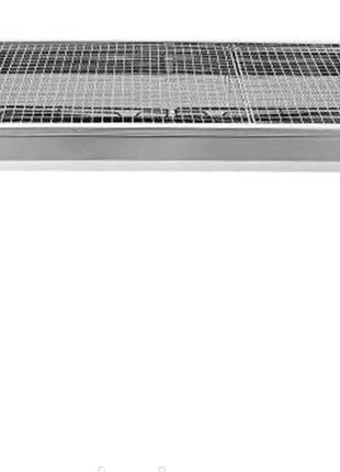 Переносной мангал BBQ-5002 Портативный мангал гриль барбекю...