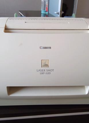 Лазерный принтер Canon 1120