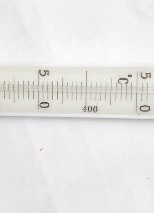 Термометр Стеклянный Ртутный От 0 До 450 Градусов