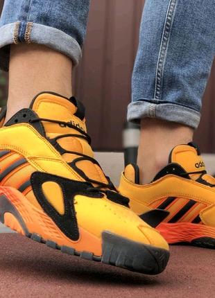 Кроссовки Adidas Streetball (41-46) Orange 🍊