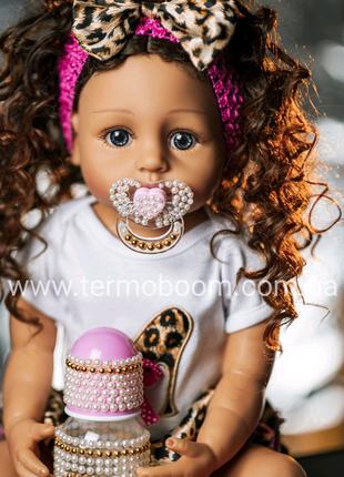 Кукла reborn 55 см Реборн силиконовая куклы для девочек большие