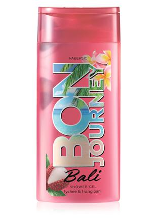 Гель для душа Бали  Bon Journey Bali Faberlic