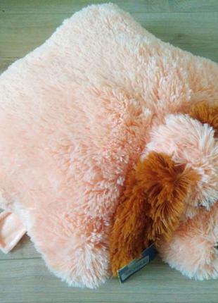 Нова подушка у формі іграшки собачка/новая подушка- игрушка со...