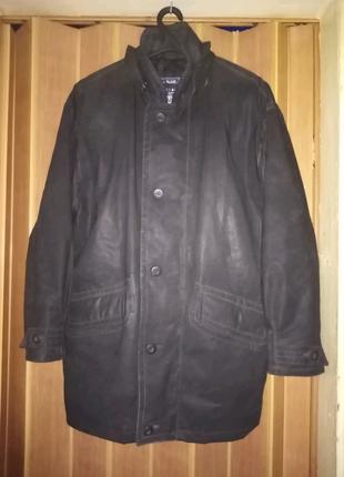 Куртка, верх резиновый