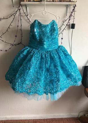 Платье , выпускное платье , платье праздничное