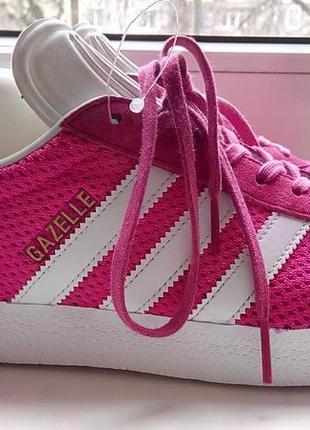Фирменные кроссовки adidas gazelle(original).