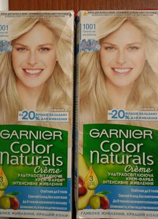 Краска для волос пепельный блонд