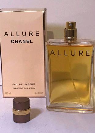 Женская туалетная вода Chanel Allure (Шанель Аллюр) 100 мл.