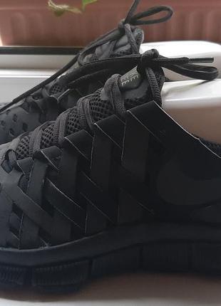 Фирменные кроссовки nike free 5.0