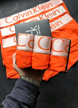 Мужское белье Calvin Klein Steel 3шт