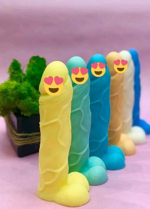 Мыло член 18+,мыло пенис