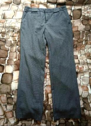 Брюки женские, брюки серые, брюки классические