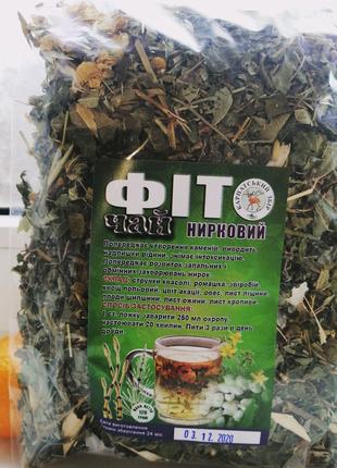 """Фиточай """"Нирковий"""" 120г"""