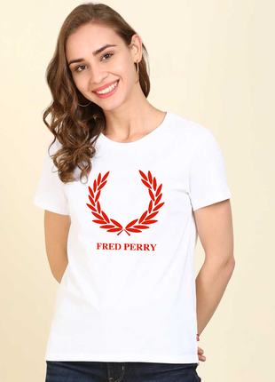 Футболка новая fred perry (фред перри)