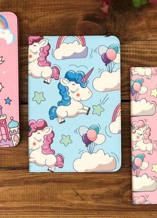 Чехол Единорог Unicorn pink Slim Case для iPad mini 1/2/3/4/5