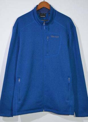 Флисовая кофта marmot jacket