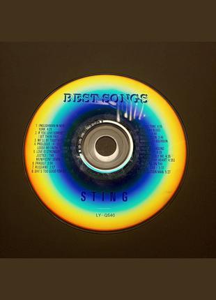CD Sting - Best Songs