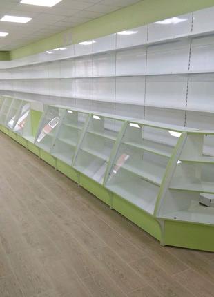 Витрина прилавок торговая, доставка по Украине
