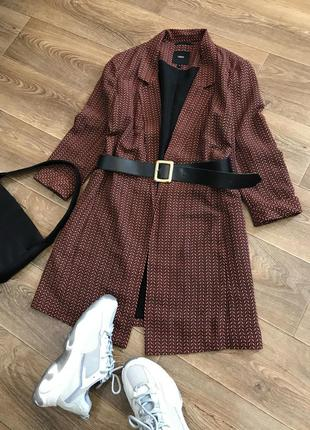 Удлиненный жакет, пиджак, блейзер,жакет