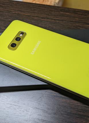Samsung Galaxy S10e Yellow 128gb