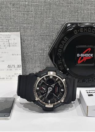 Мужские часы Casio G-Shock GA-200-1AER Отличное состояние