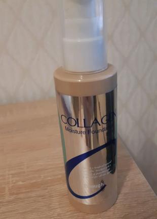 Продам тональный крем collagen тон 21