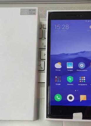 Мобільний телефон Xiaomi redmi note 4X 3/32