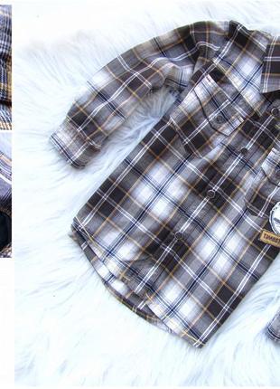 Стильная рубашка timberland