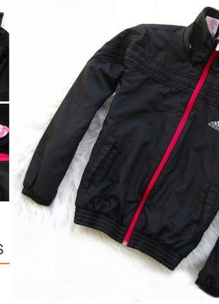 Стильная утепленная куртка adidas