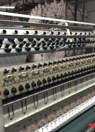 Многоигольная стегально-вышивальная машина dadao