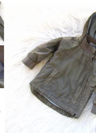 Стильная куртка с капюшоном cherokee