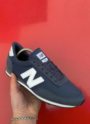 Сині кросівки new balance 410 оригінал
