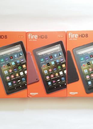 Планшет Amazon Fire HD8 Гарантия 12 мес Магазин