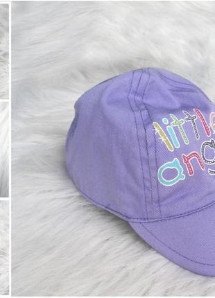 Стильная  шапка кепка бейсболка little angel