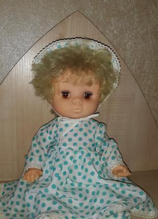 Кукла Пупс Паша СССР 43 см