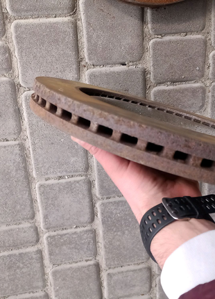 Тормозные диски,суппорта ford explorer 17 год