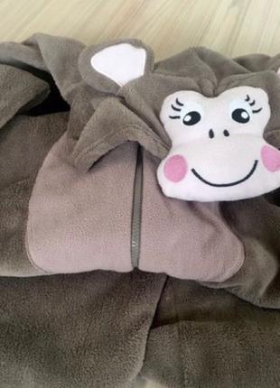 Кигуруми пижама обезьянка мартышка