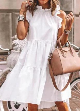 Летние платья в свободном стиле