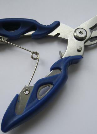 Рыболовные плоскогубцы, ножницы
